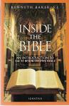 Inside The Bible - Softcover Book - Fr Kenneth Baker