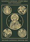 Ignatius Catholic Study  Bible New Testament - Hahn & Mitch - Softcover - pp 711