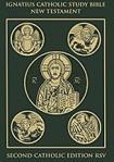 Ignatius Catholic Study  Bible New Testament - Hahn & Mitch - Softcover - pp 711