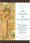 Lessons of St Francis - Softcover Book - John Michael Talbot with Steve Rabey
