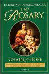 Rosary Chain of Hope - Softcover Book  - PP 170 - Fr Benedict Groeschel