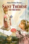 St. Teresa And The Roses - Softcover Book -  Vision Books