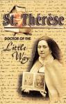 St. Therese Doctor of the Little Way - Softcover Book - Br Francis Mary