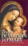 True Devotion To Mary - Softcover Book - St Louis De Montfort