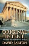 Original Intent - Softcover Book - David Barton