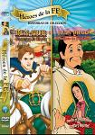 Ben-hur / Juan Diego DVD - 2 Title Video - Heroes de la Fe - Spanish & English