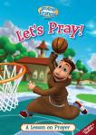 Brother Francis Lets Pray DVD Video - 21 min. - Animated Video Series