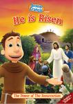 Brother Francis He is Risen DVD Video - 25 min. - Animated Video Series