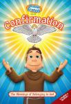 Brother Francis Confirmation DVD Video - 25 min. - Animated Video Series