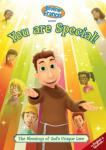 Brother Francis You Are Special DVD Video - 33 min. - Animated Video Series