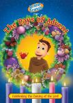 Brother Francis: The Days of Advent DVD Video - 95 min. - Animated Video Series