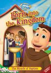 Brother Francis Born Into The Kingdom - Miracle of Baptism DVD Video - 25 min. - Animated Video Series