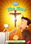 Brother Francis The Mass DVD Video - 25 min. - Animated Video Series