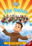 Brother Francis The Saints DVD Video - 26 min. - Animated Video Series