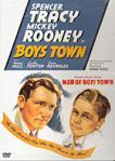 Boys Town DVD Video Movie - Starring Mickey Rooney & Spencer Tracy