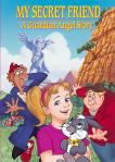 My Secret Friend A Guardian Angel Story Animated DVD Video