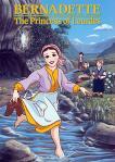 Bernadette Princess Of Lourdes Animated DVD Video