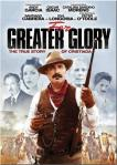 For Greater Glory DVD Video Movie - Starring Andy Garcia - 150 min.