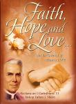 Faith, Hope & Love - Bishop Fulton J. Sheen -  4 DVD Set - 220 min.