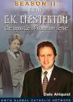 G K Chesterton DVD Video - Apostle of Common Sense - Season 2 - Dale Alquist - EWTN Series