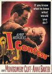 I Confess DVD Video Movie - Starring Montgomery Clift