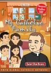 St. John Bosco DVD - My Catholic Family EWTN DVD Animated Video Series - 30 min.