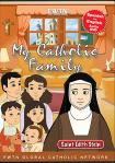 St. Edith Stein DVD - My Catholic Family EWTN DVD Animated Video Series - 30 min.
