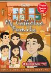 St. Louis-Marie de Montfort  DVD - My Catholic Family EWTN DVD Animated Video Series - 30 min.