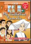 St. Catherine Laboure DVD - My Catholic Family EWTN DVD Animated Video Series - 30 min.