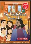 St. Joseph DVD - My Catholic Family EWTN DVD Animated Video Series - 30 min.