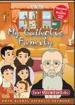 St. Maximilian Kolbe DVD - My Catholic Family EWTN DVD Animated Video Series - 30 min.