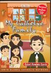 St. Dominic Savio DVD - My Catholic Family EWTN DVD Animated Video Series - 30 min.