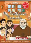 St. Padre Pio DVD - My Catholic Family EWTN DVD Animated Video Series - 30 min.