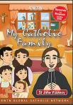 St. John Vianney DVD - My Catholic Family EWTN DVD Animated Video Series - 30 min.