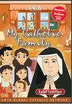 St. Faustina DVD - My Catholic Family EWTN DVD Animated Video Series - 30 min.