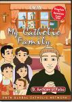St. Anthony of Padua DVD - My Catholic Family EWTN DVD Animated Video Series - 30 min.