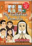 St. Teresa of Avila DVD - My Catholic Family EWTN DVD Animated Video Series - 30 min.