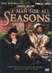 A Man For All Seasons DVD Video Movie - Starring Paul Scofield