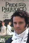 Pride and Prejudice DVD Video Movie
