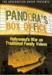 Pandoras Box Office - Hollywoods War on Traditional Family Values DVD Video