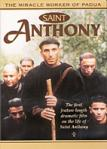 Saint Anthony The Miracle Worker of Padua DVD Video Movie - Italian with English Subtitles