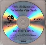 Splendor Of The Church DVD Video - Dr Scott Hahn