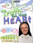 Truth In Heart DVD Video - Grade 1 Lessons 1 to 5 - EWTN Video Catechism