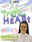 Truth In Heart DVD Video - Grade 2 Lessons 1 to 5 - EWTN Video Catechism