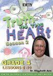 Truth In Heart DVD Video - Grade 4 - Season 2 - Lessons 6 to 10 - EWTN Video Catechism