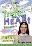 Truth In Heart DVD Video - Grade 5 - Season 2 - Lessons 6 to 10 - EWTN Video Catechism