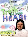 Truth In Heart DVD Video - Grade 3 Lessons 1 to 5 - EWTN Video Catechism