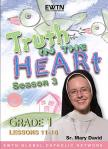 Truth In Heart DVD Video - Grade 1 - Season 3 - Lessons 11 to 16 - EWTN Video Catechism