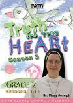 Truth In Heart DVD Video - Grade 2 - Season 3 - Lessons 11 to 16 - EWTN Video Catechism
