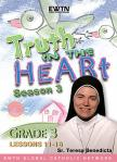 Truth In Heart DVD Video - Grade 3 - Season 3 - Lessons 11 to 16 - EWTN Video Catechism